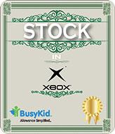 Stock in X-box