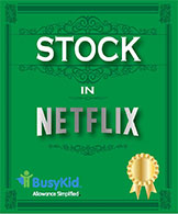 Stock in Netflix