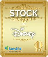 Stock in Disney