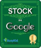 Stock in Google