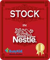 Stock in Nestle