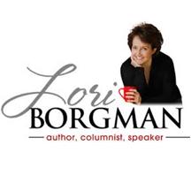 Lori Borgman Official Logo