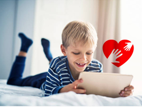 Kids Donating Allowance Through BusyKid