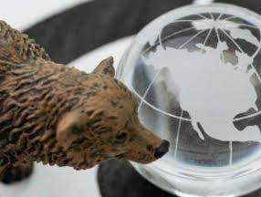 Animal-money symbolism - Bear