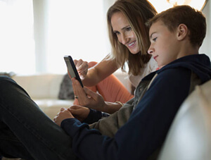 Avoid authorizing your kid for in-app purchases
