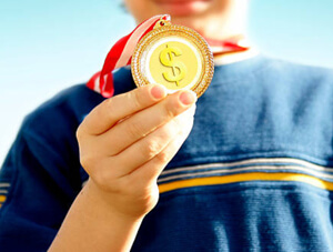 Give your kids a bonus in their allowance if they surpass your expectations